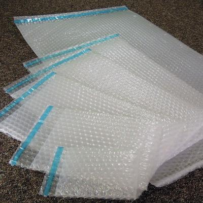 Enveloppebulle - Lot de 1000 Sachets bulles d'air 200x300 mm avec rabat adhésif