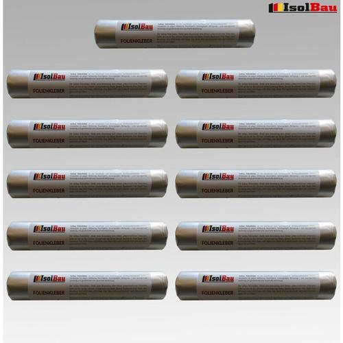 Folienkleber 11 x 600ml Original Dichtkleber Folien Kleber Dampfsperre