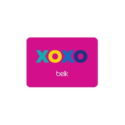 Belk Youve Got Style Gift Card - $50 You've Got Style Gift Card