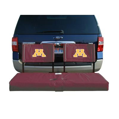 Minnesota Golden Gophers Tailgate Hitch Seat/Cargo Carrier
