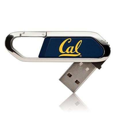 Cal Bears 16GB Clip USB Flash Drive