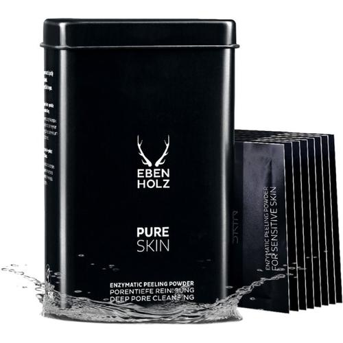 Ebenholz Pure Skin Enzympeeling Pulver 8x4,5 g Gesichtspeeling