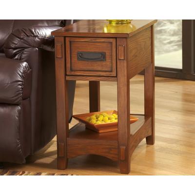 Signature Design Breegin Chair Side End Table - Ashley Furniture T007-319