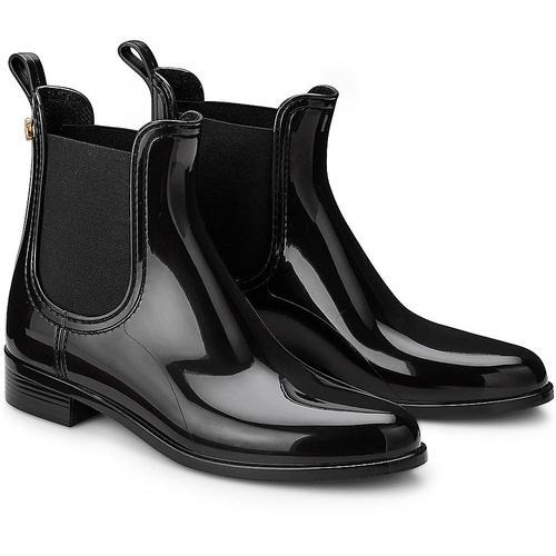 Lemon Jelly, Gummi-Boots Comfy in schwarz, Gummistiefel für Damen Gr. 39