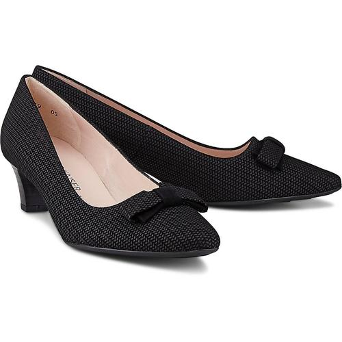 Peter Kaiser, Pumps Saris Plus in schwarz, Pumps für Damen Gr. 37 1/3