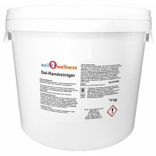 Schwimmbadreiniger Poolreiniger - Gel-Randreiniger 10 kg