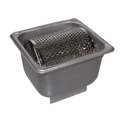 Prince Castle 50 48 oz Perforated Butter Spreader Melter, Stainless