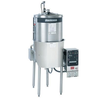 Jackson 10A Low Temperature Round Dishwasher w/ 45 Racks/hr Capacity, 208v/1ph