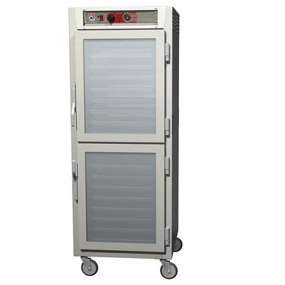 Metro C569-NDC-LPDC Full Height Insulated Mobile Heated Cabinet w/ (34) Pan Capacity, 120v