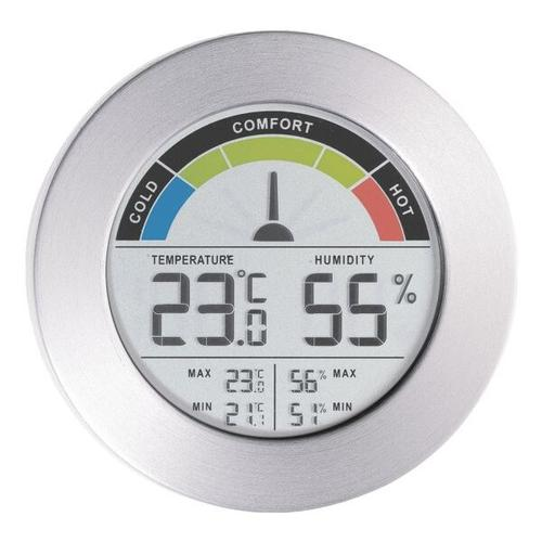 Thermometer mit Hygrometer 40372, Mebus