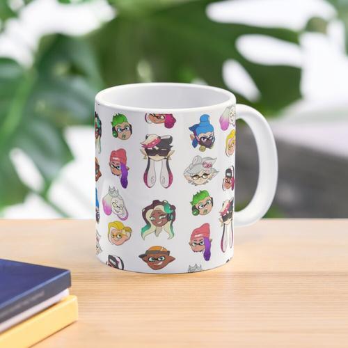 Splatoon 2 Mug