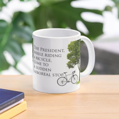 Sudden Arboreal Stop Mug