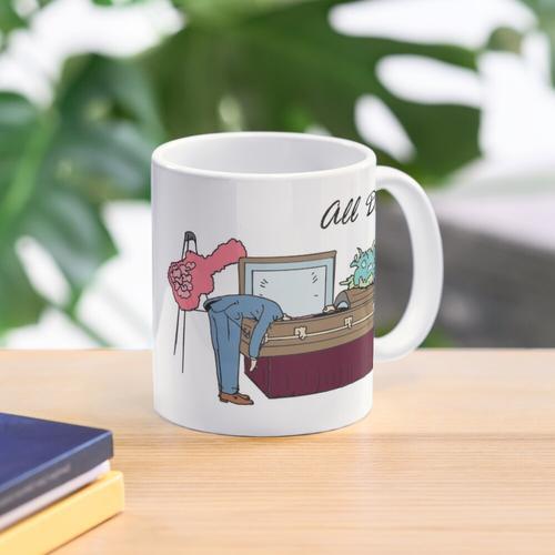 All Day Schmidt Mug