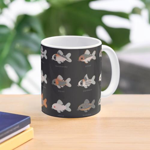 Corydoras! - black Mug