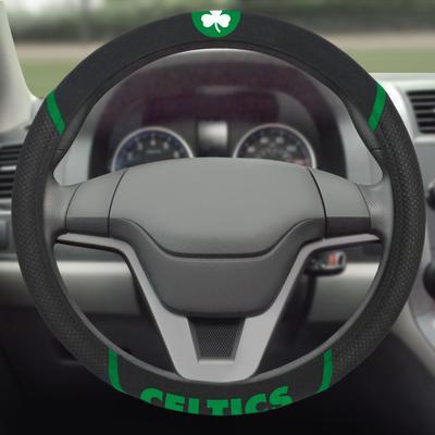 """""""Boston Celtics Steering Wheel Cover"""""""