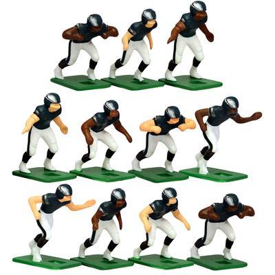 Philadelphia Eagles Dark Uniform Action Figures Set