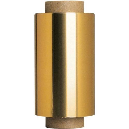 Efalock Alufolie Strähnenfolie gold 12 cm breit, 150 m lang, 15 my