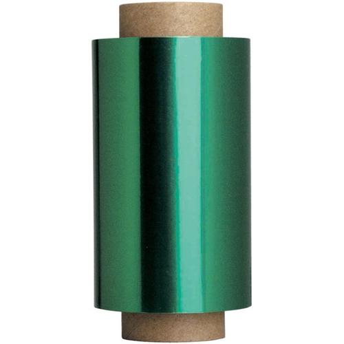 Efalock Alufolie Strähnenfolie grün 12 cm breit, 150 m lang, 15 my