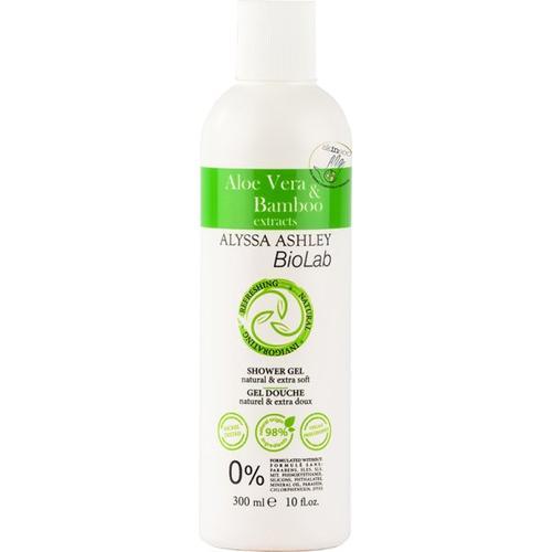 Alyssa Ashley BioLab Aloe Vera & Bamboo Showergel 300 ml Duschgel