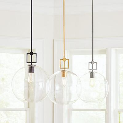 Fiona Glass Pendant - Ballard Designs