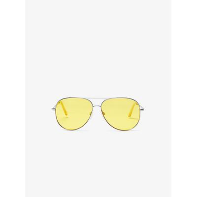 Michael Kors Kendall I Sunglasses Yellow One Size