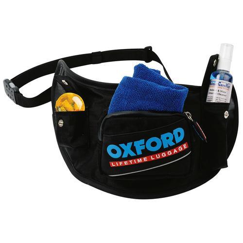 Oxford Holster Hüfttasche, schwarz