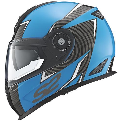 Schuberth S2 Sport Venum Helm, blau, Größe XS