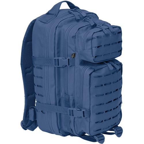 Brandit US Cooper Lasercut Medium Rucksack, blau