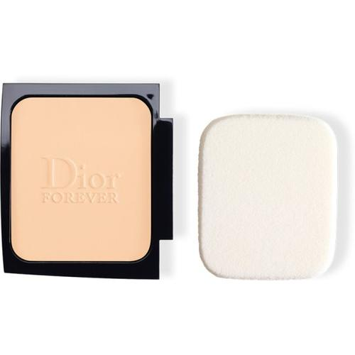Dior Diorskin Forever Extreme Control Refill Kompakt-Foundation 010 Ivory 9 ml Kompakt Foundation
