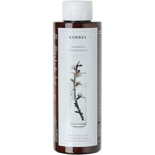 Korres Almond & Linseed Shampoo 250 ml