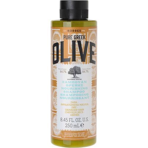 Korres Olive Nutritious Shampoo 250 ml
