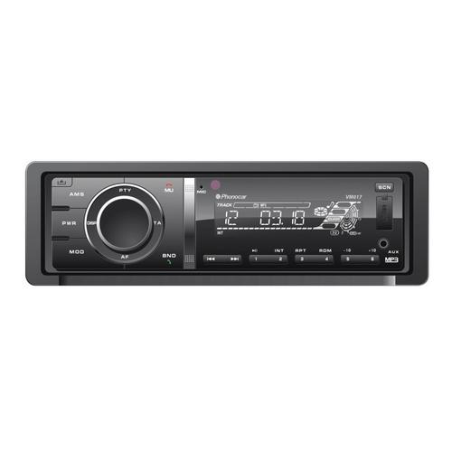 CD-Radio MP3 Mit USB + SD-Slot - Bluetooth (12V) | Phonocar