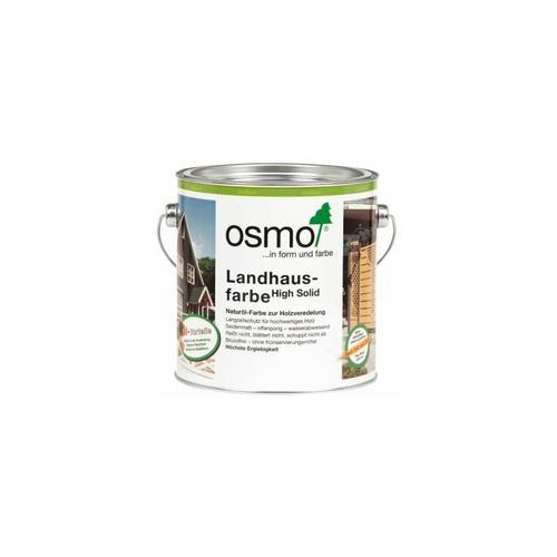 Landhausfarbe 2,5 l, dunkelbraun - Osmo