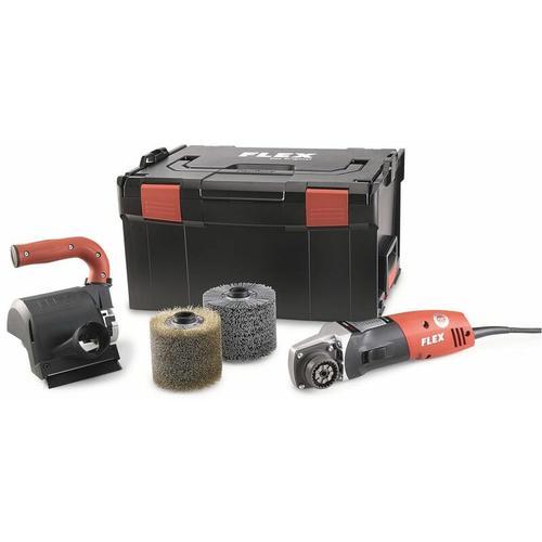 Bürstmaschine TRINOXFLEX BBE 14-3 110 Set 230/CEE