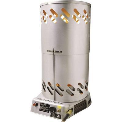 """Mr. Heater Camping Gear Convection Heater w/ Hose & Regulator Included 75000 - 200000 BTU"""