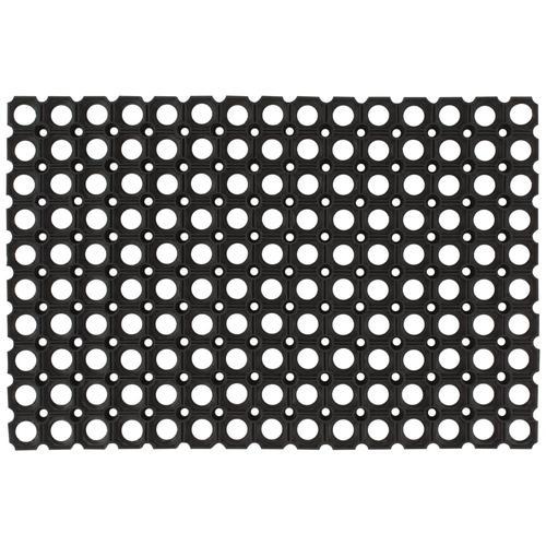 vidaXL Gummimatten 5 Stück 23 mm 40 x 60 cm