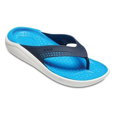 Crocs Navy / White Literide™ Fli...