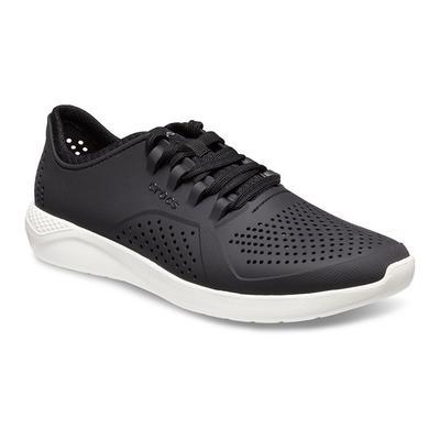 Crocs Black / White Men'S Literide™ Pacer Shoes