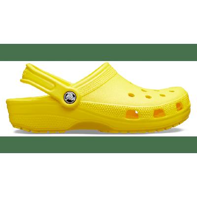 Crocs Lemon...