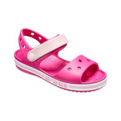 Crocs Candy Pink Kids' Bayaband ...
