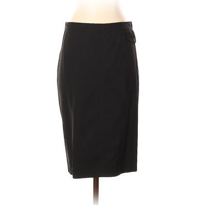 BCBGMAXAZRIA Wool Skirt: Black S...