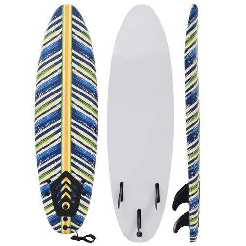 vidaXL Surfbrett 170 cm Blatt