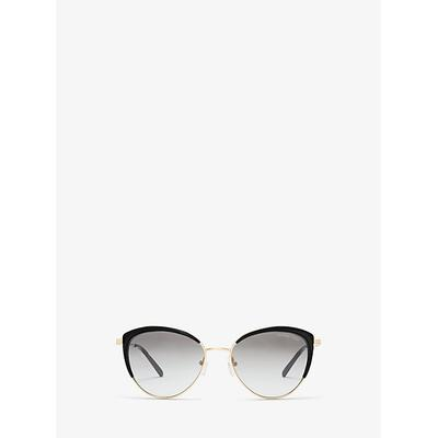 Michael Kors Key Biscayne Sunglasses Black One Size