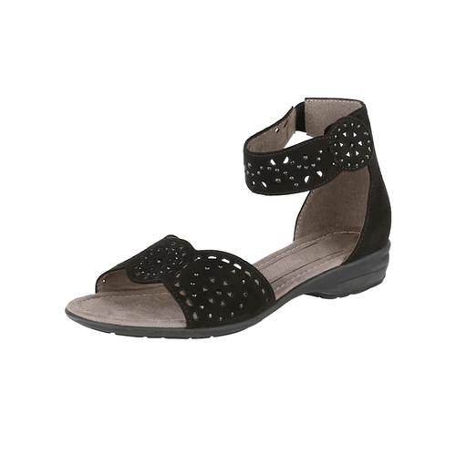 Sandale Softline Schwarz