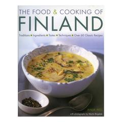National Book Network Cookbooks - The Food & Cooking of Finland Cookbook