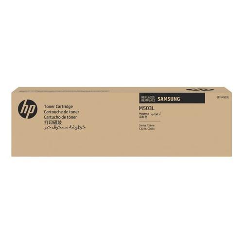 Toner »CLT-M503L« pink, Samsung