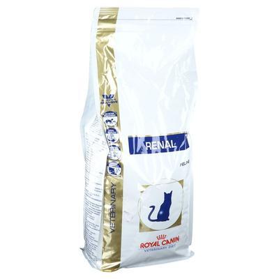 Royal Canin Vetenary Diet Renal Aliment pour chat kg pellet(s)
