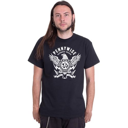 Pennywise - Eagle - - T-Shirts