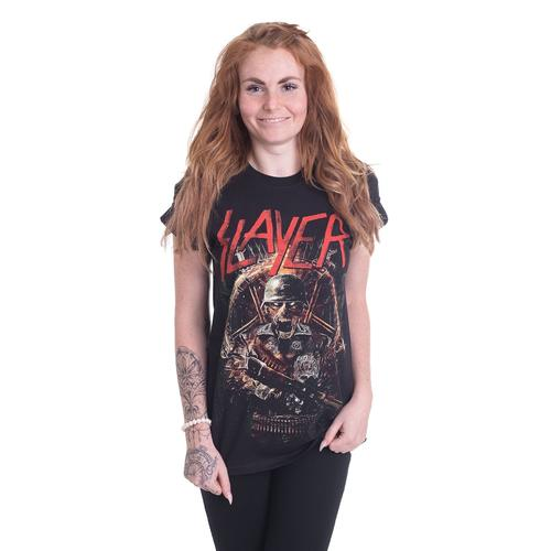 Slayer - Hard Cover Comic Book - - T-Shirts