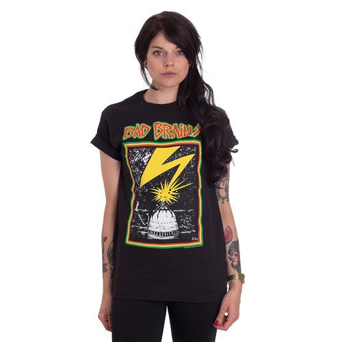 Bad Brains - Capitol - - T-Shirts